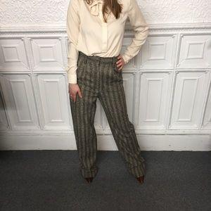 Marc Jacobs Runway Wool Trousers